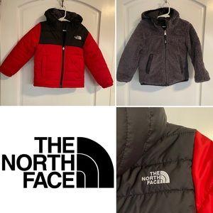 Amazing reversible jacket! Waterproof & fleece